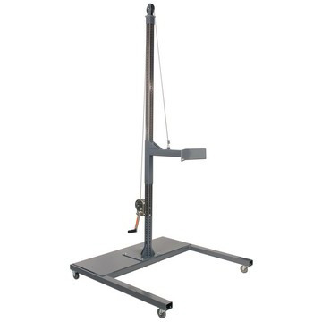 Winch Lift Mixer Stands