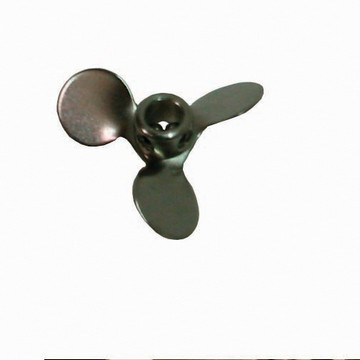 "2"" Dia. X 5/16"" Bore SS adjustable Pitch Propeller Image"