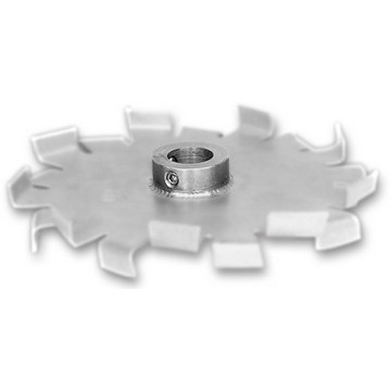 "7"" - 14"" Welded Dispersion Blade Hub"