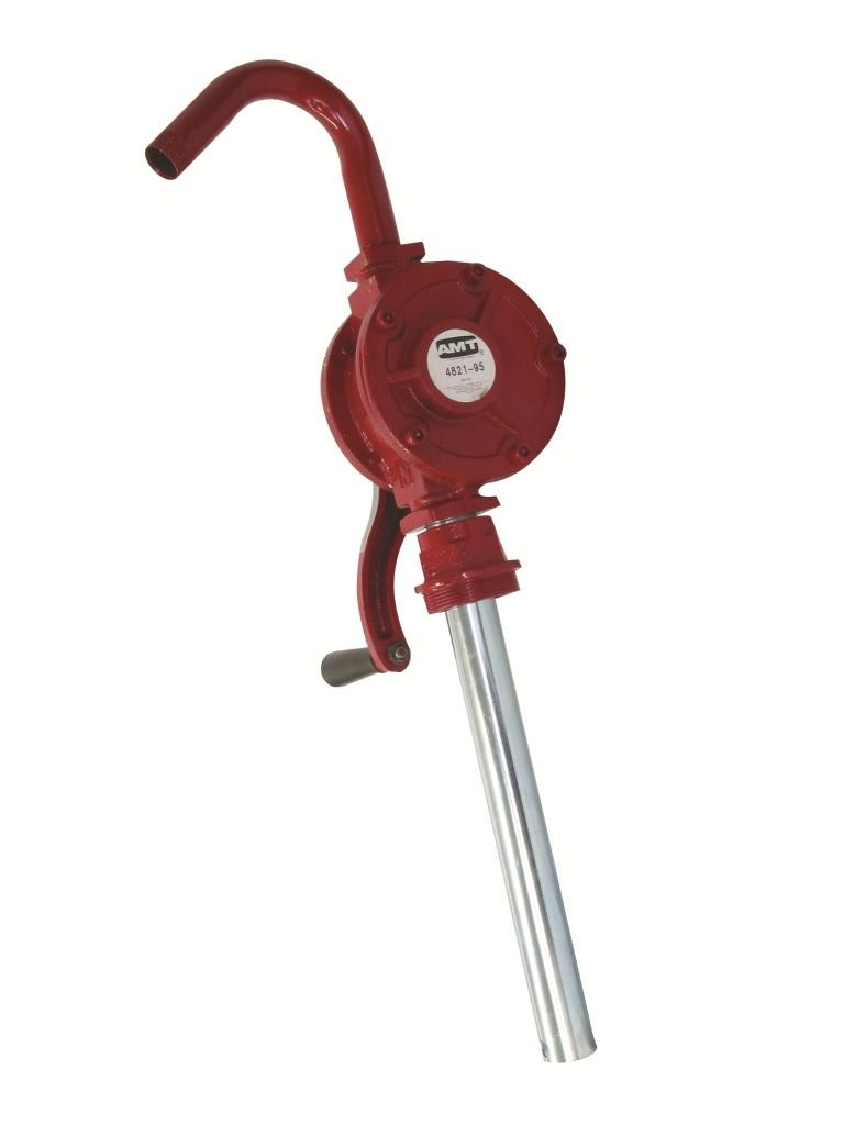 Cast Iron Rotary Drum Pump Image
