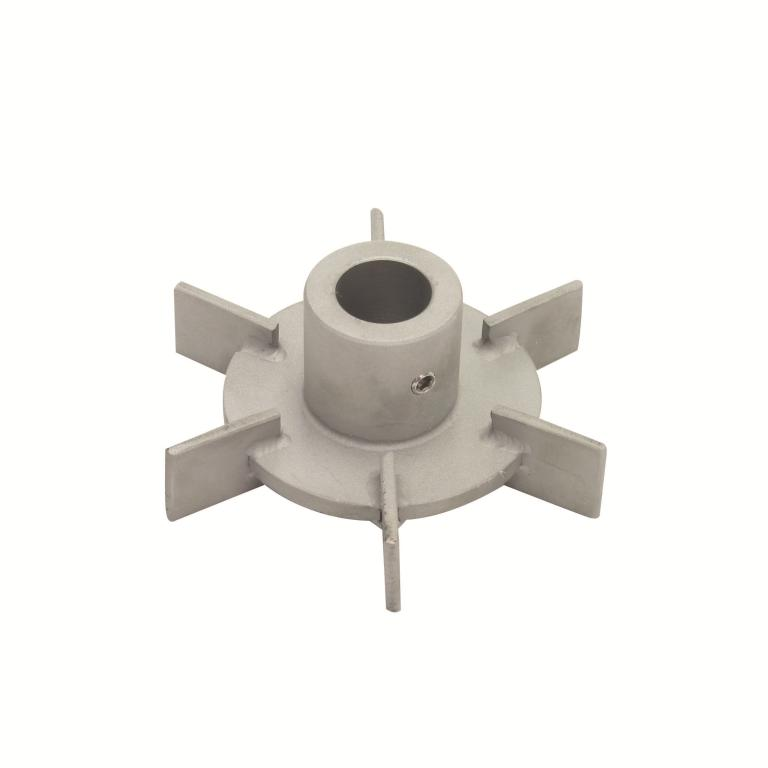 "Rushton Impeller, 6-Blade 4"" Diameter Image"