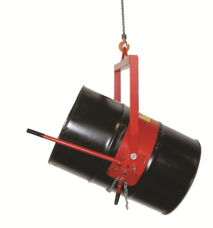 Drum Lifter & Dispenser