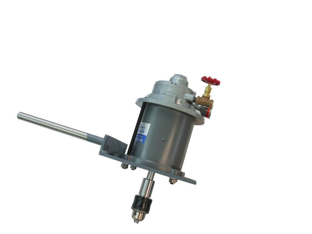3/4 HP Gear Drive Air Stirrer with Chuck Image