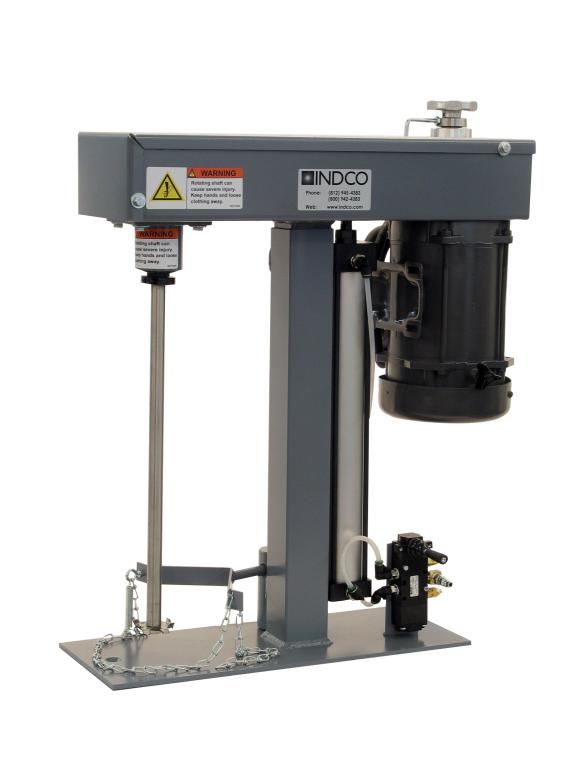 1/2 HP TEFC Electric Benchtop Inverter Drive Disperser Image