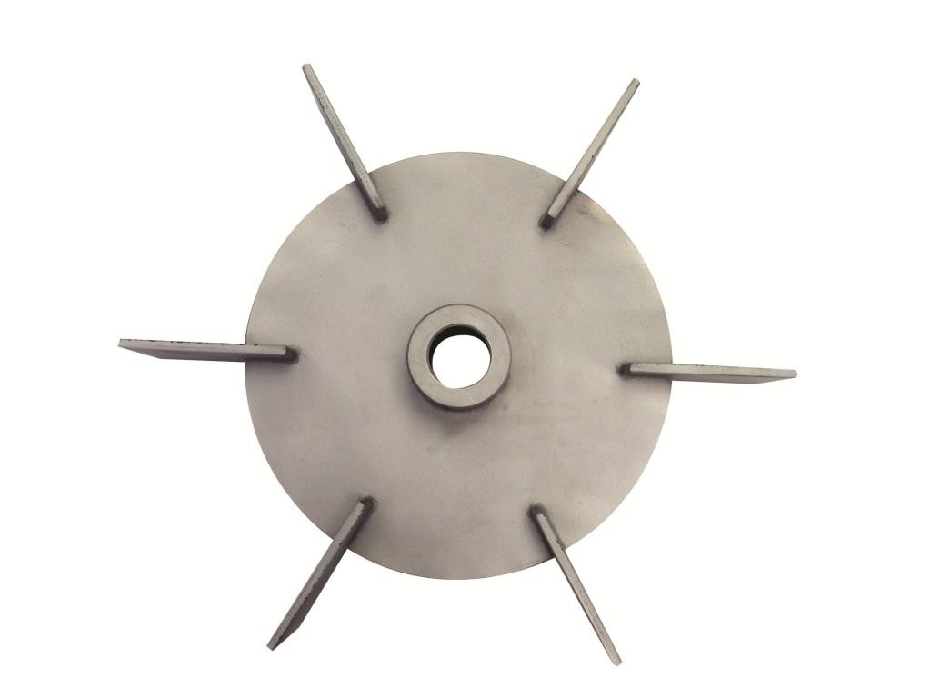 "Rushton Impeller, 6-Blade 12"" Diameter - image 2"