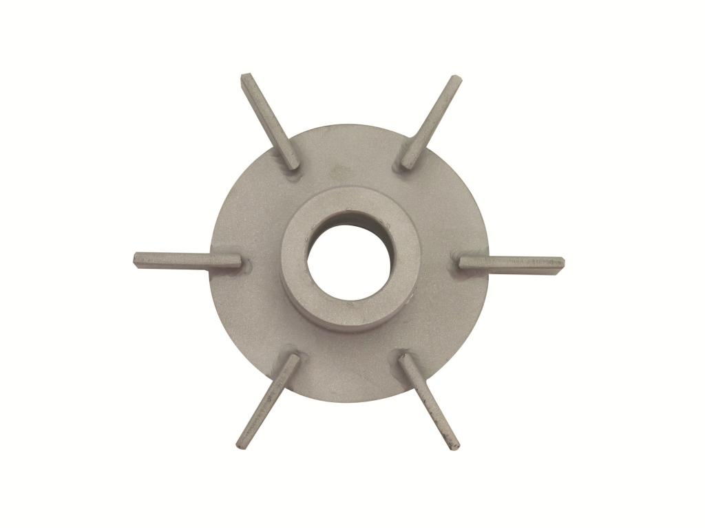 "Rushton Impeller, 6-Blade 4"" Diameter - image 2"