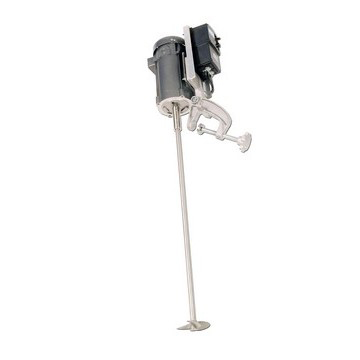 1/3 HP Variable Speed Electric Direct Drive Economy Clamp Mount Mixer Image