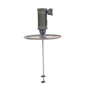 1/2 HP Electric Explosion Proof Direct Drive Drum Lid Mixer Image