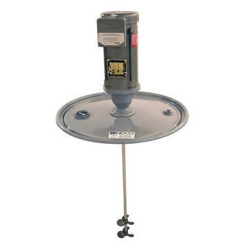 1/2 HP Electric Explosion Proof Direct Drive Drum Lid Mixer - image 3