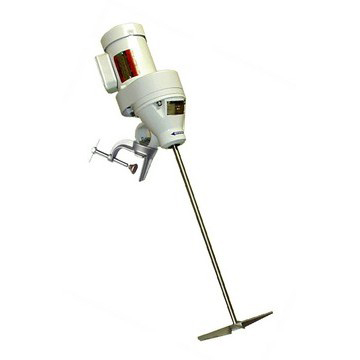 Clamp Mount 1-1/2 HP Air Gear Drive Washdown Sanitary Mixer - image 3