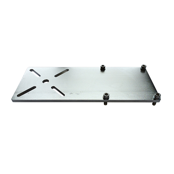 A129 Flat Plate Mount for 1540 Crossover Batch Mixer