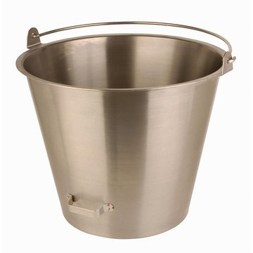 20-Quart Flared Pail with Handle Image