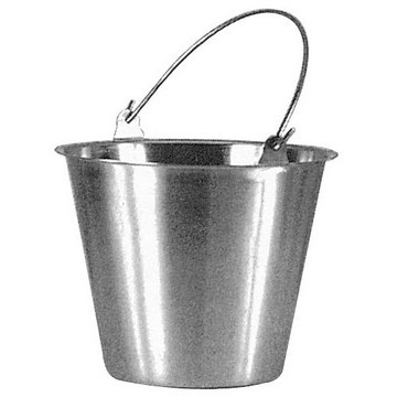 13-Quart Flared Pail