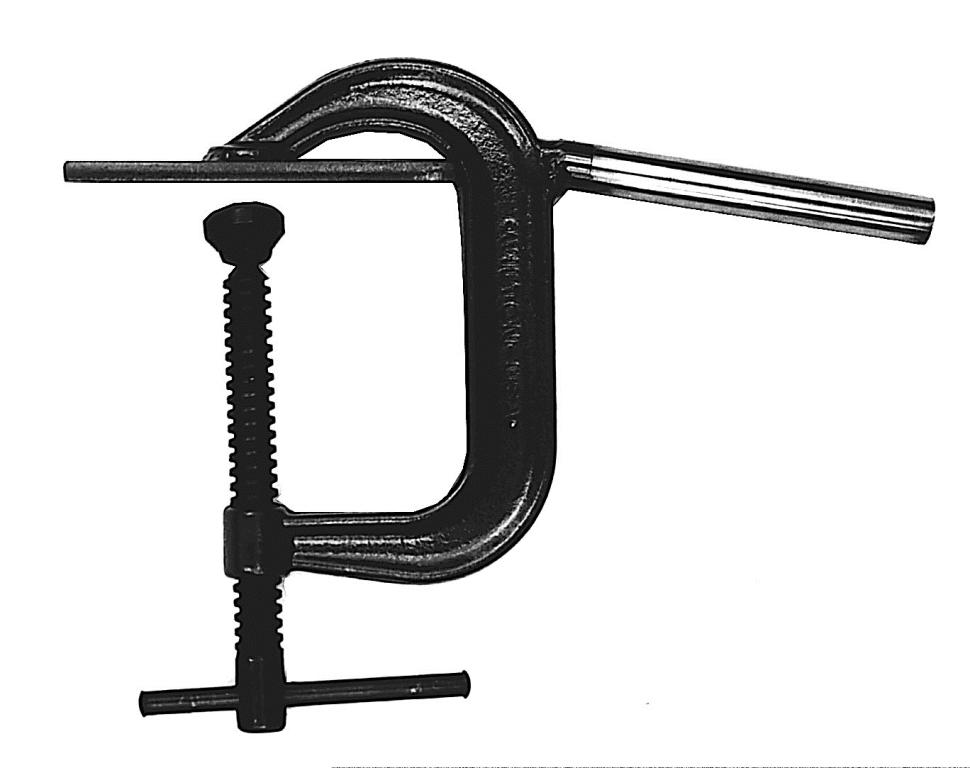 "4"" Stirrer Clamp Image"