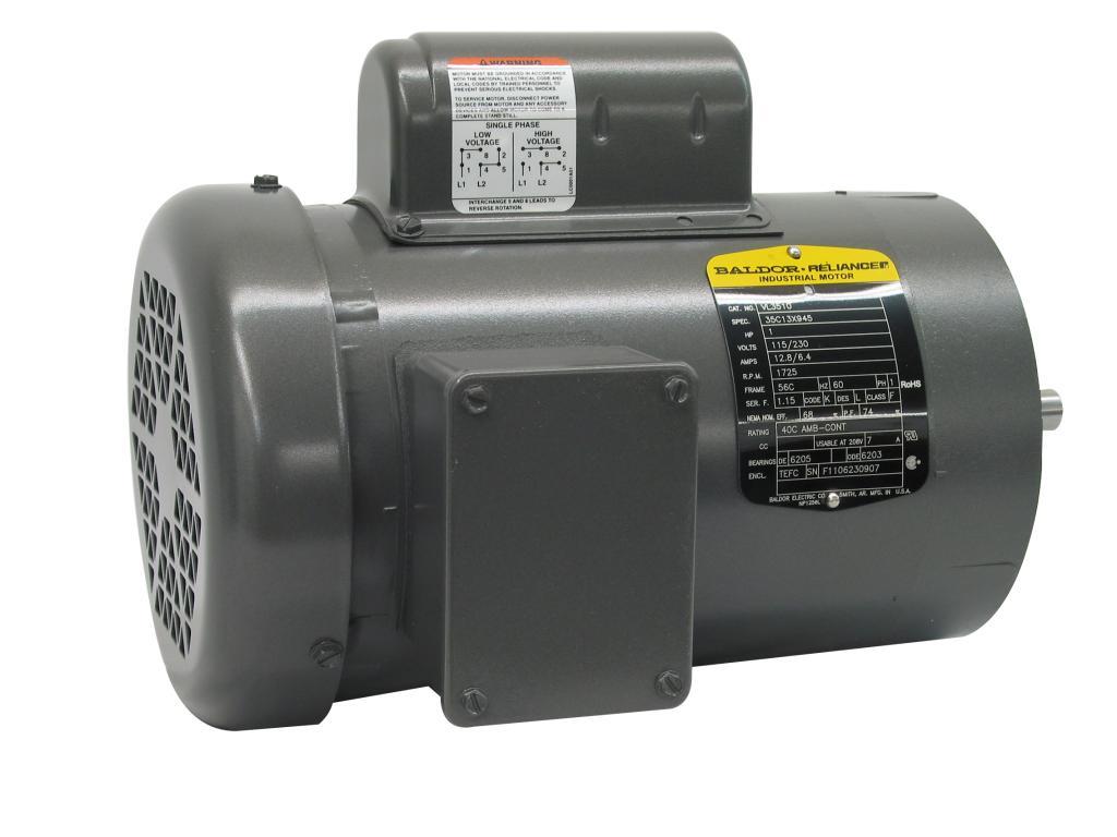 MTR-1-56C-1-TEFC