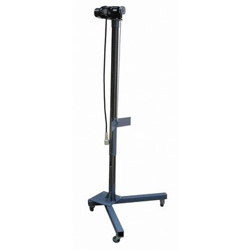 Electric Lift Style Mixer Mounting Stand with Casters Image