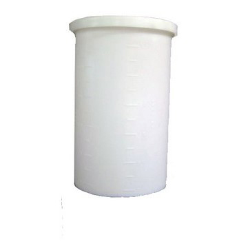 500-Gallon Flat Bottom Polyethylene Tank