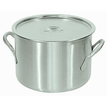 Flat Cover for 15 Gallon Stock Pot Image