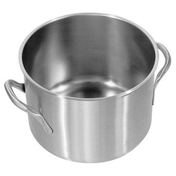 9-Gallon 316 Stainless Steel Heavy Duty Stock Pot - image 2